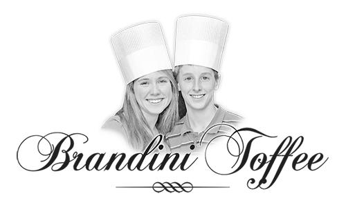 Brandini Toffee Logo