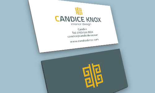 Business Cards for Candice Knox