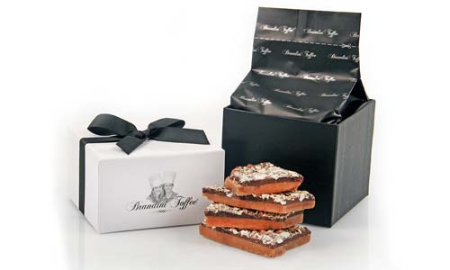 Package Design - Brandini Toffee