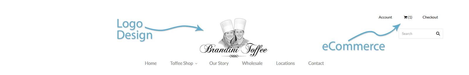 Logo Design and eCommerce Websites
